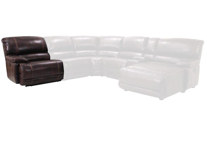 Left recliner