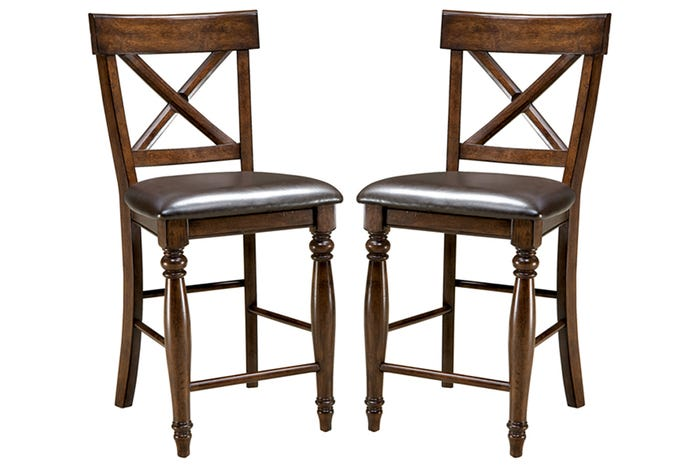 Pub chair (set of 2)