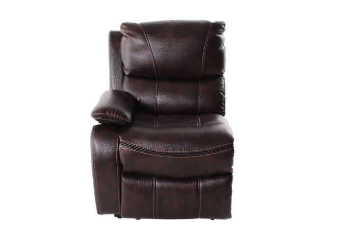 Left reclining chair