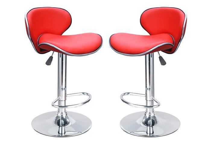 Bar stools (set of 2)