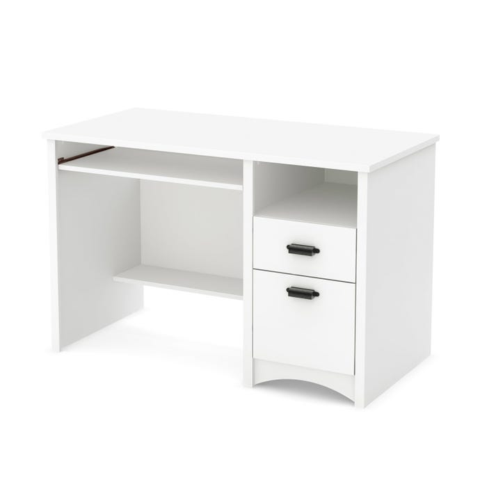 Bureau de travail 2 tiroirs