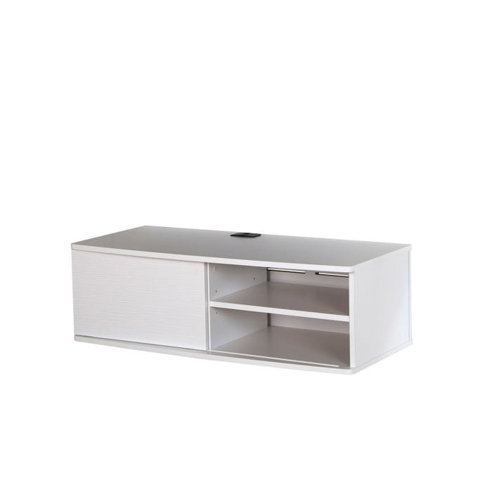 """38"""" WIDE WALL MOUNTED MEDIA CONSOLE"""