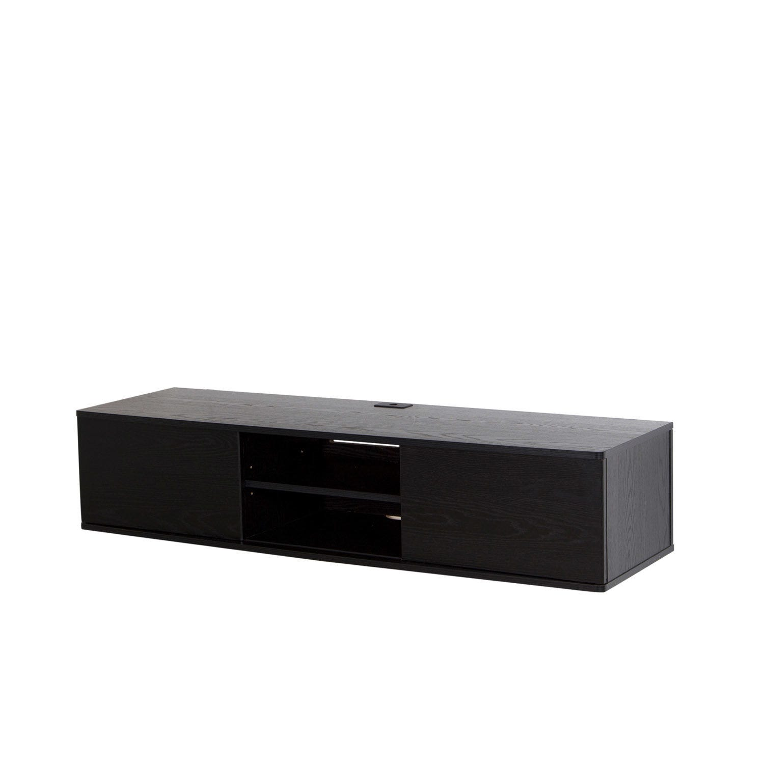 56 Wide Wall Mounted Media Console