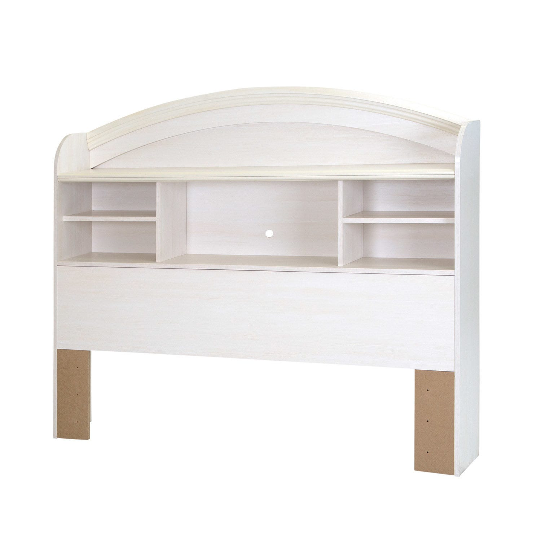 Full Bookcase Headboard 54