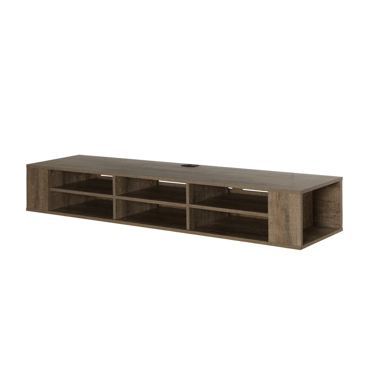 66 Wall Mounted Media Console Rd Furniture
