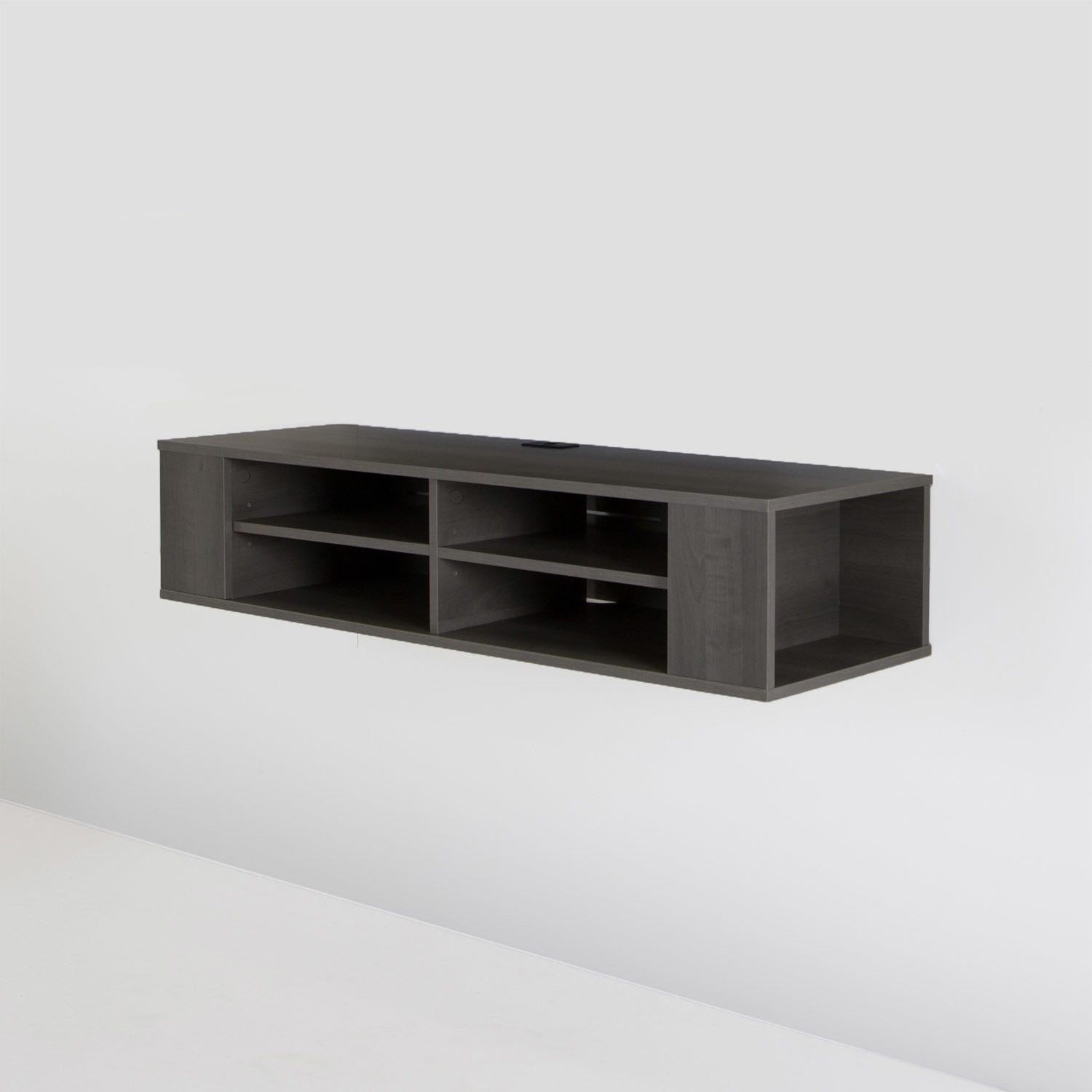 48 Wall Mounted Media Console