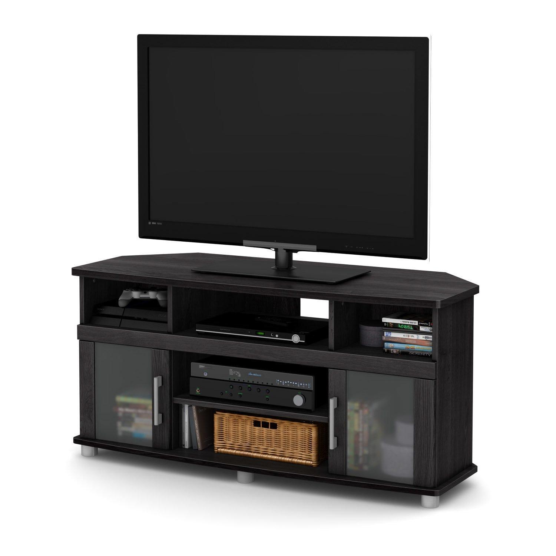meuble en coin pour tele