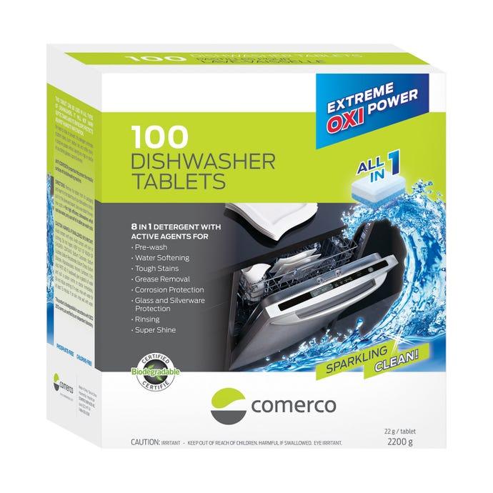 Diswasher detergent