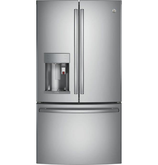 27,7 cu ft 36 in refrigerator