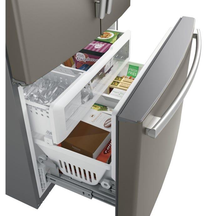 23,1 cu ft 36 in refrigerator