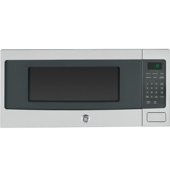 GE 1,1 cu ft microwave StaInless 800 24'' PEM10SFC
