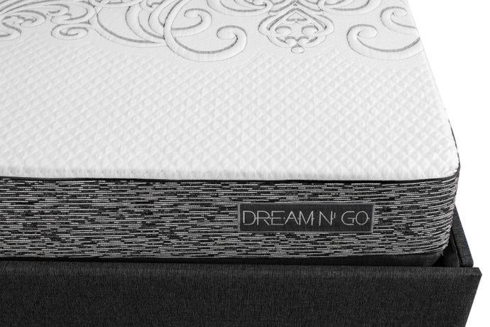 Roll-up mattress