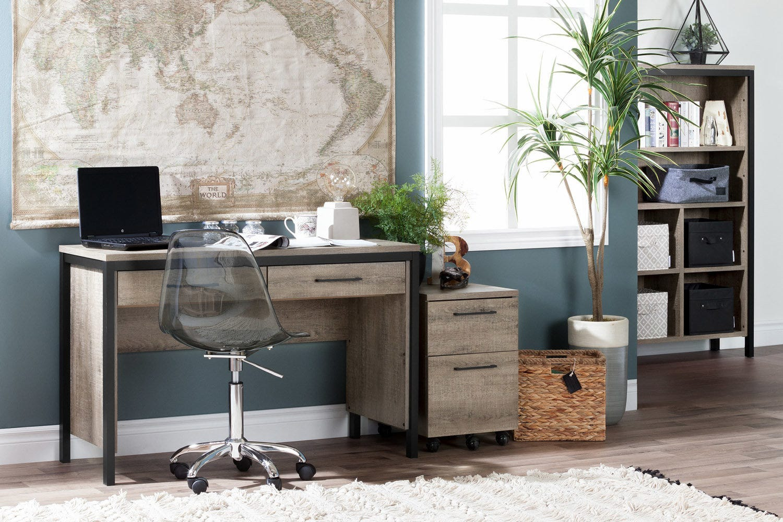 Image D Un Bureau De Travail bureau de travail avec tiroirs