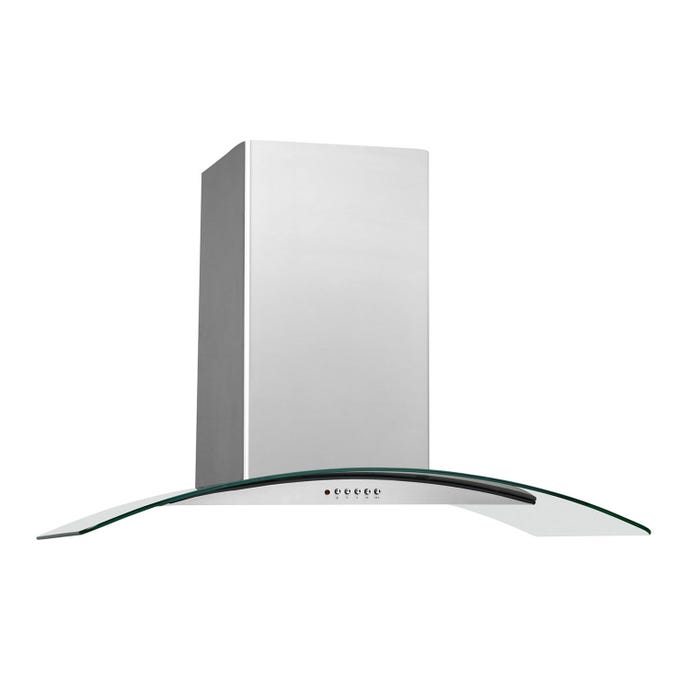 FRIGIDAIRE 36 in range hood Wall Mount Stainless 24'' 400 PI3/MIN  W - FHWC3660LS