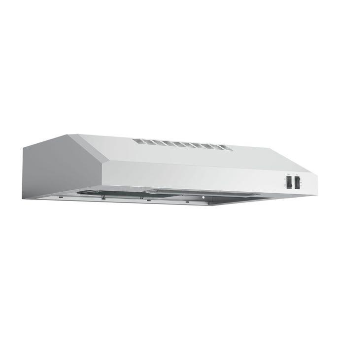 GE Range Hood Standard StaInless 24'' 200 PI3/MIn  W - JVX3240SJSSC