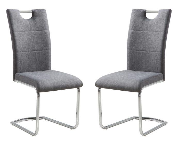 Chaises (bte de 2)