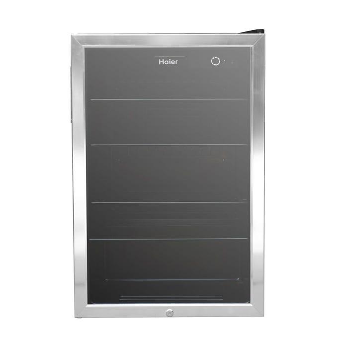 HAIER Beverage center Black 20.5'' - HEBF100BXS