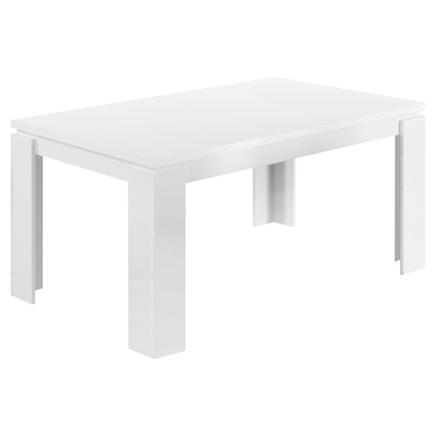 Dining Table 36 X 60 White Rd Furniture