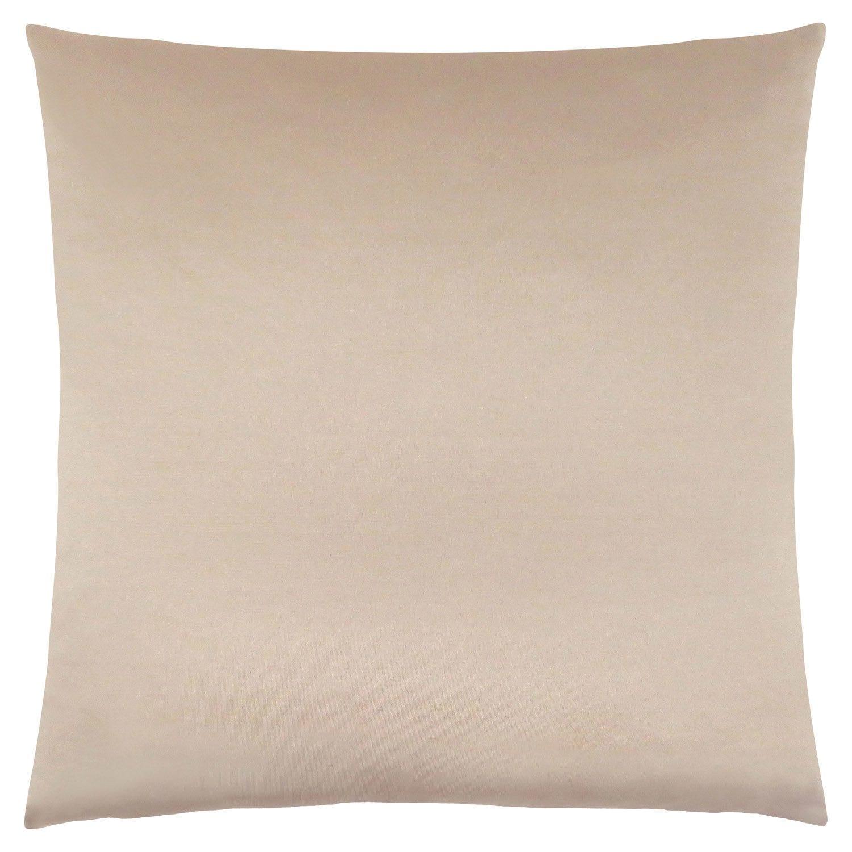 Pillow 18 X 18 Gold Satin 1pc