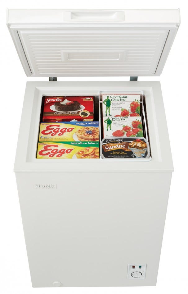 Danby 3 5 Cu Ft Freezer Rd Furniture