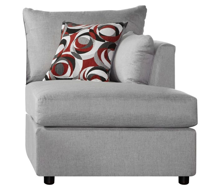 Right arm chaise longue