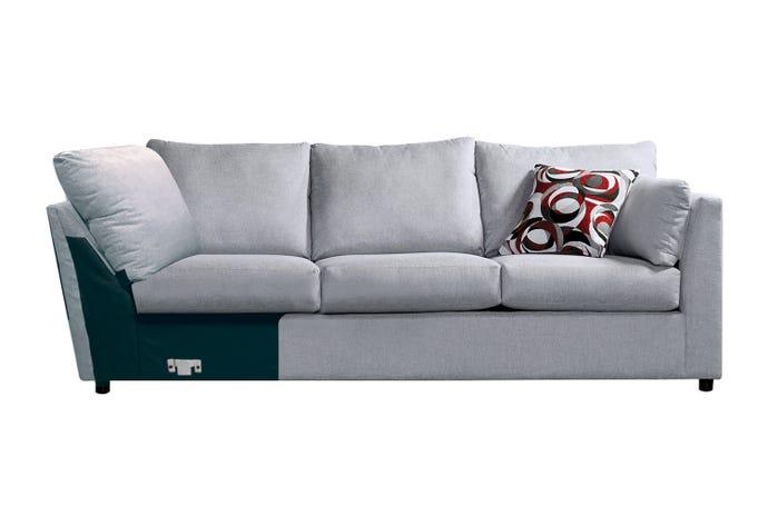 Right facing sofa w/corner