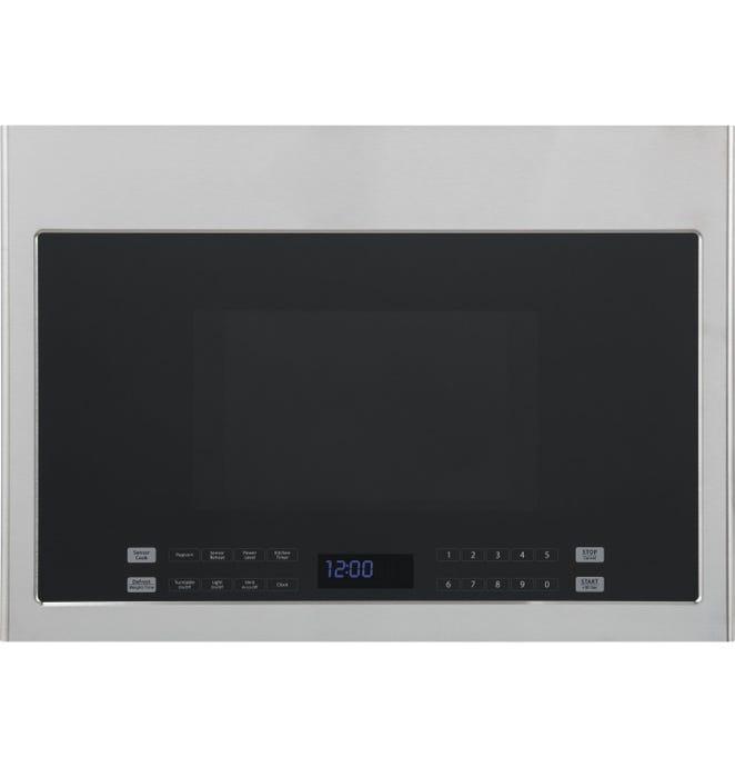 HAIER 1,4 cu ft Microwaves Hood, Black, 24'', 1000 W, 300 pi3/mIn - HMV1472BHS