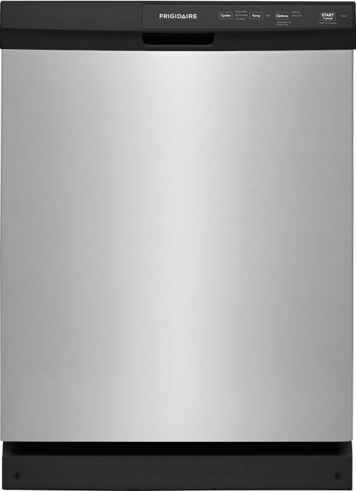FRIGIDAIRE dishwasher Built-In Stainless 24'' 60dB - FFCD2413US