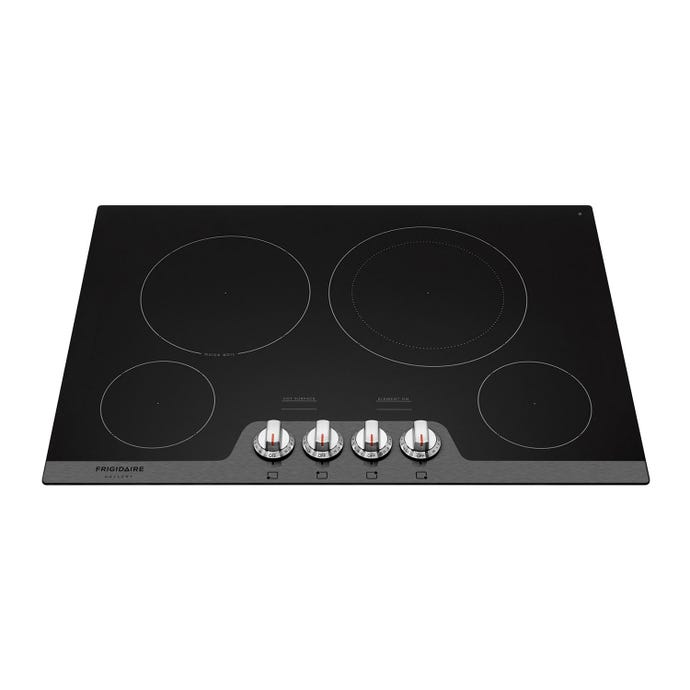 FRIGIDAIRE GALLERY 30' po Cooktop Glass-Ceramic Stainless 30.5'' Électrique   Stainless - FGEC3048US