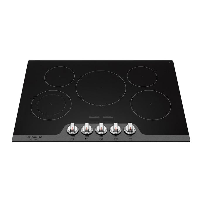 FRIGIDAIRE GALLERY 30' po Cooktop Glass-Ceramic Stainless 24'' Électrique   Stainless - FGEC3068US