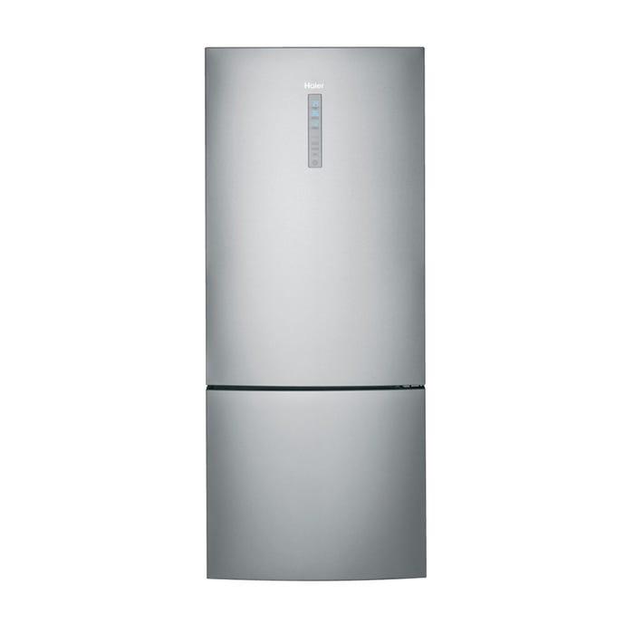 HAIER 28 po 15 pi3 refrigerator StaInless Bottom Freezer - HRB15N3BGS