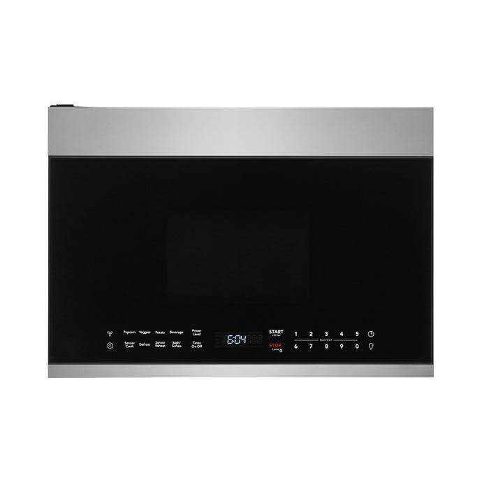 FRIGIDAIRE 24 in microvawe/range hood, Stainless, 30'', 100 W - UMV1422US
