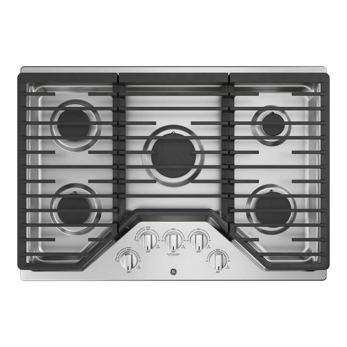 GE 30 In cooktop  StaInless 30'' Gaz   StaInless - JGP5030SLSS