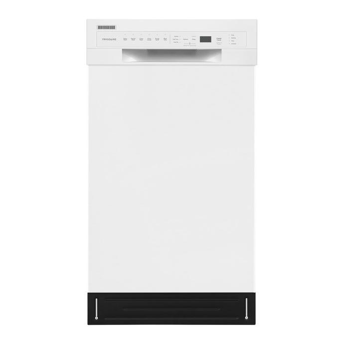 FRIGIDAIRE dishwasher Built-In White 18'' 52dB - FFBD1831UW