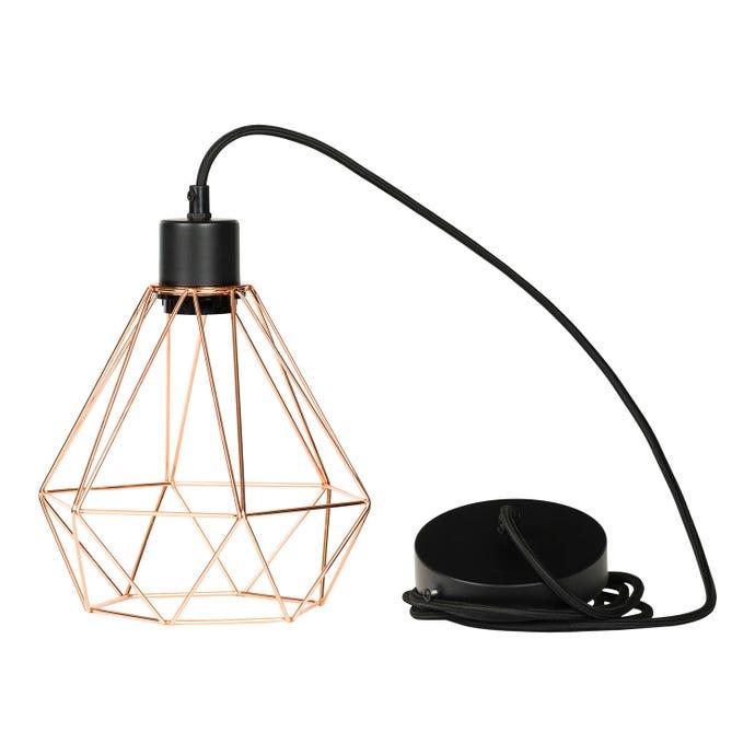 HANGING LAMP GEOMETRIC