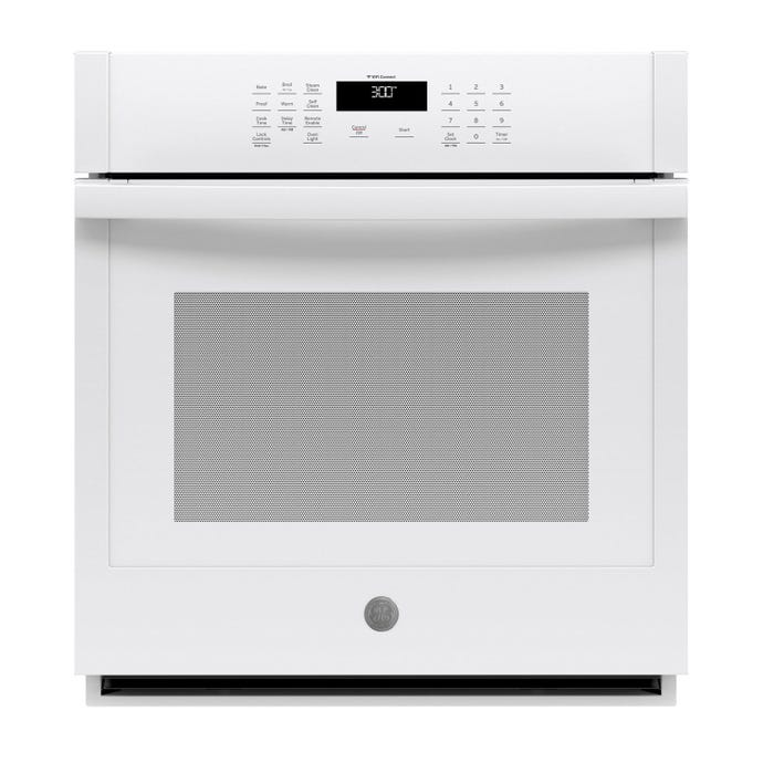 GE 27 In Built-In wall ovens White  27''  Électrique - JKS3000DNWW