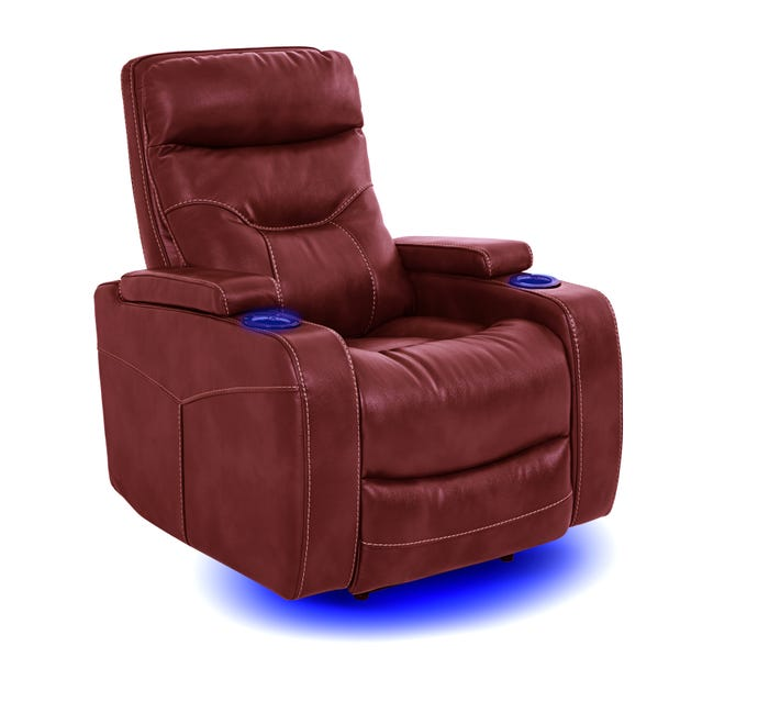 Power Reclining Armchair with LED lights