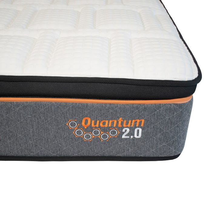 Rolled-up Mattress in-a-box - Double 54""