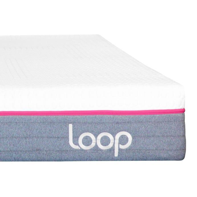 """Loop - matelas roulé dans une boîte - très grand lit 78"""""""