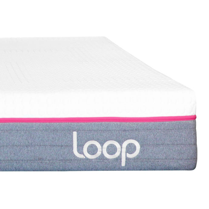 """Loop - Rolled-up Mattress in a box - Twin long 39""""x80"""""""