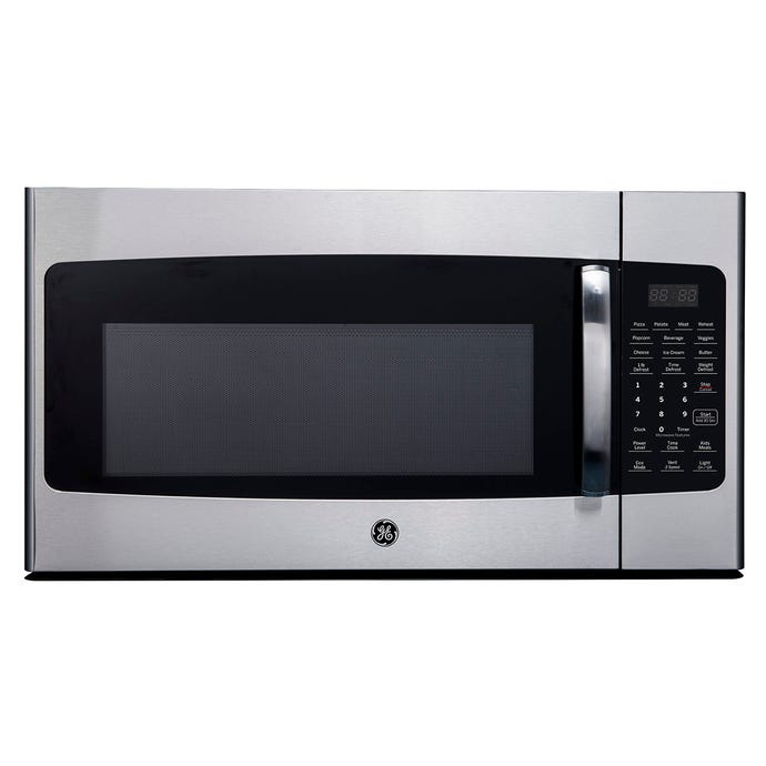 GE 1,6 cu ft microwave StaInless 1000 30'' JVM2165SMSS