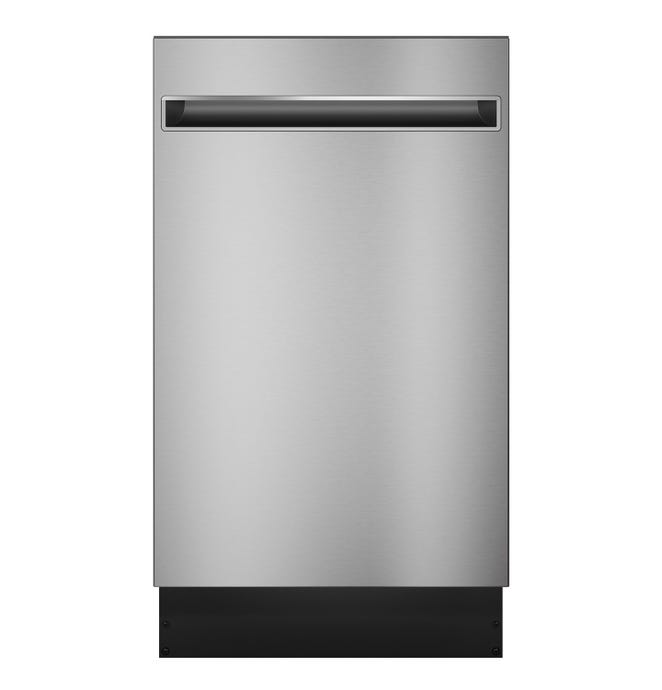 GE 18 In dishwasher Built-In StaInless 18'' 47dB - PDT145SSLSS