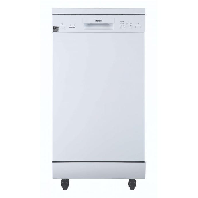 18 in Portable Dishwasher