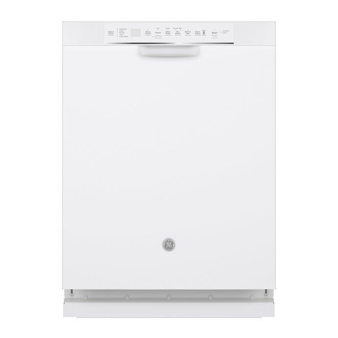 GE Dishwasher Built-In White 24'' 48dB - GDF645SGNWW