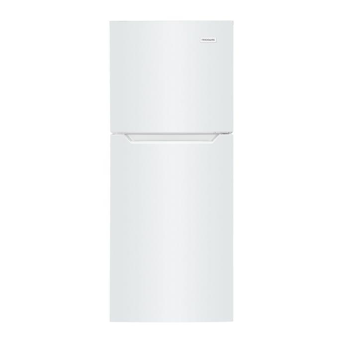 FRIGIDAIRE Réfrigérateur 10,1 pi3 24 po Blanc Congélateur en haut - FFET1022UW