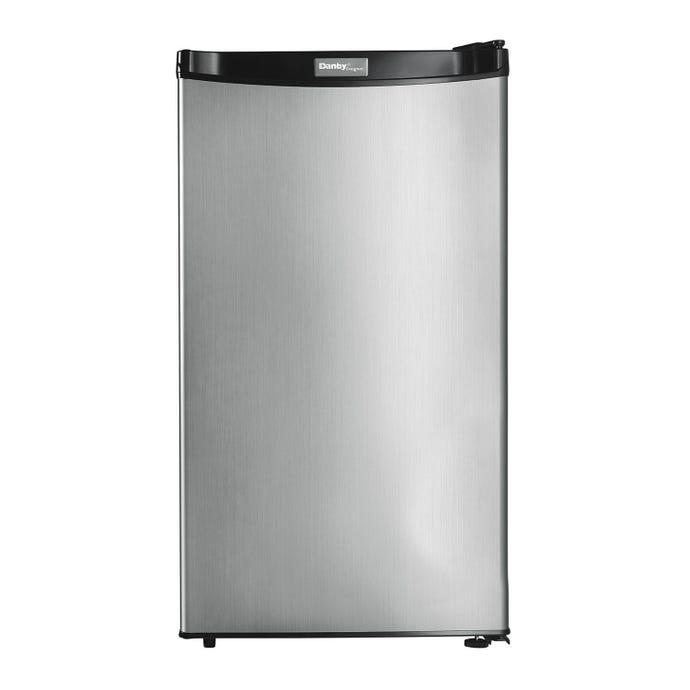 DANBY Réfrigérateur 3,2 pi3 18 po Inox Compact - DCR032A2BSLD