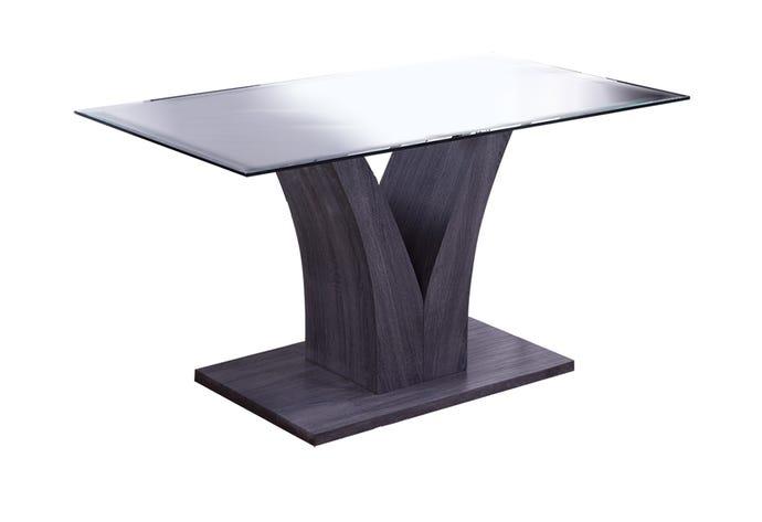 Table en vitre 3 mcx