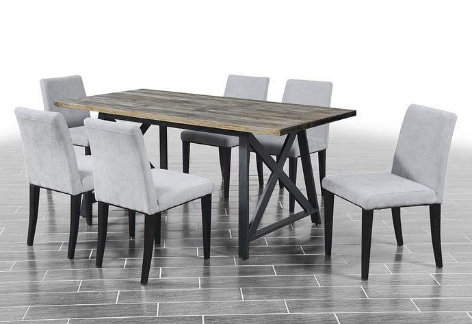Dining room furniture 7 pieces