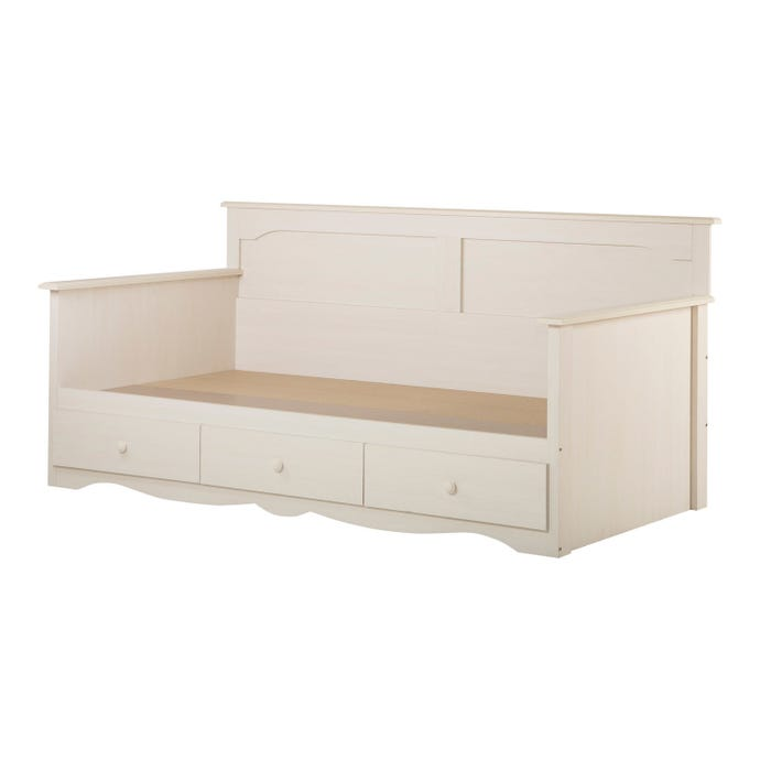 """TWIN DAYBED WITH STORAGE 39"""""""