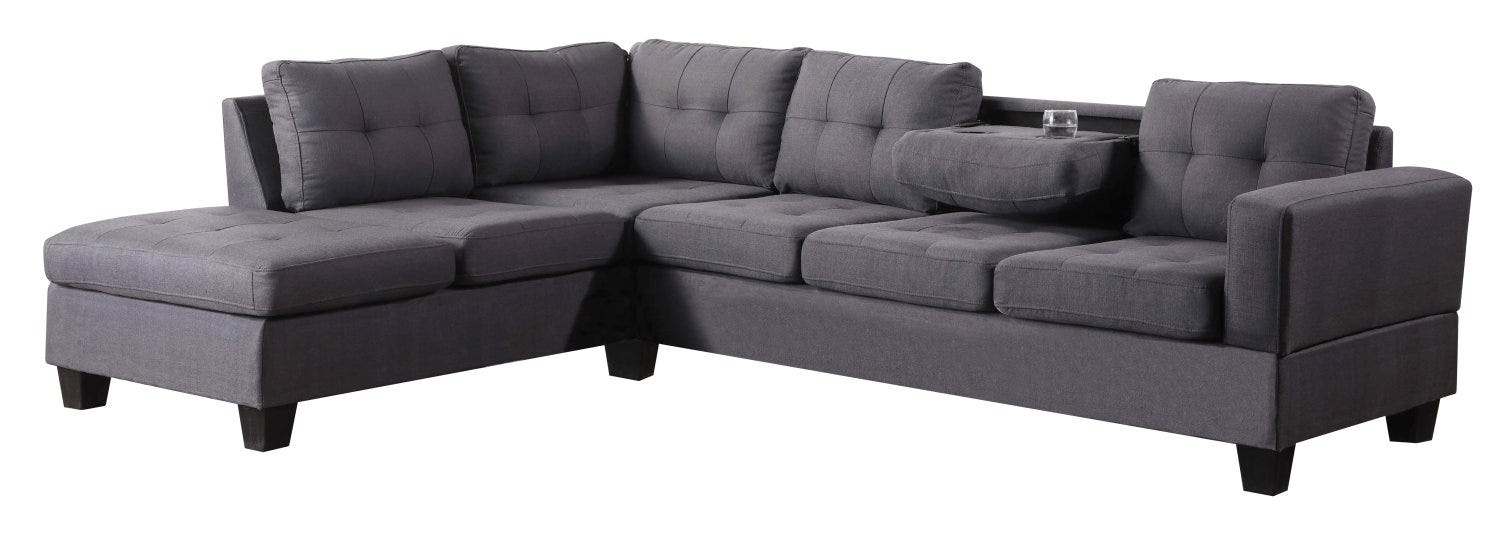 Reversible Sectional Rd Furniture